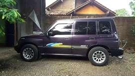 Dijual Suzuki sidekick tahun 1996. Kondisi mulus