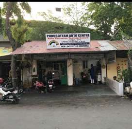 Required a two wheeler male mechanic