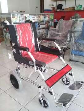 Kursi roda new travelling ringan