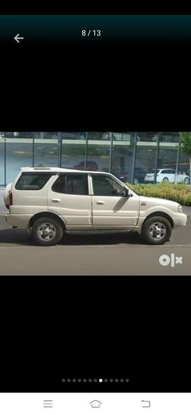 Tata Safari 4x2 EX DICOR BS-IV, 2011, Diesel
