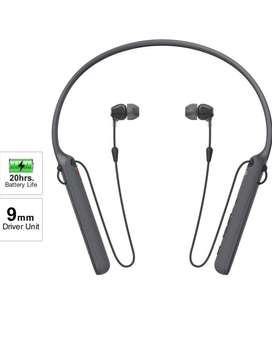 New Wireless Bluetooth Earphone Sony C400