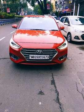 Hyundai Fluidic Verna 1.6 CRDi SX, 2019, Diesel