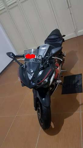 Yamaha R25 2018 Sangat Terawat