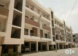 Fully furnished flat 3bhk with store and dedicated parking  Zirakpur