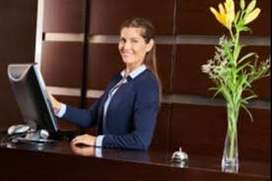 house keeping & front office girls boys required
