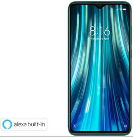 Redmi Note 8 Pro (Gamma Green, 6GB RAM, 128GB Storage)   64MP AI Quad