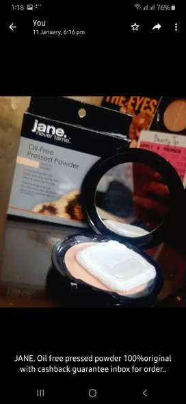 JANE pressed powder
