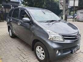 Toyota Avanza E Upgrade G AT 2015