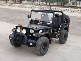 Jeep's modified ready on order