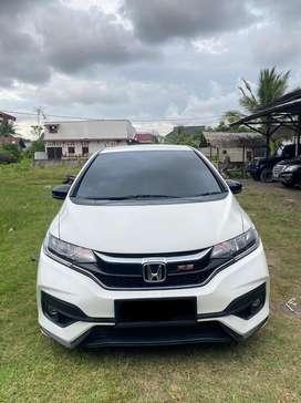 Honda Jazz Rs Cvt 2019 Putih