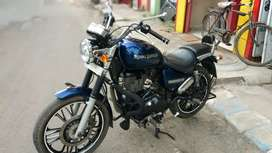 Sell or exchange Thunderbird 350 with aloy Rim tube less tyer