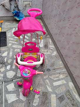Kid cycle in perfect condition
