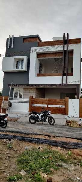 85 lakhs Grand individual villa sale in Vadavalli