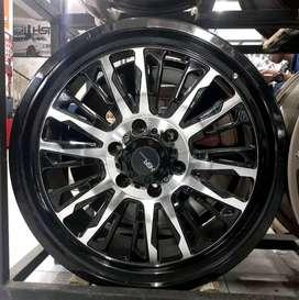 Velg Mobil Racing HSR MELAWI Ring 20 Lebar 9 pcd6X139,7 ET18