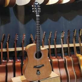 Gitar akustik elektrik Cowboy Fishman