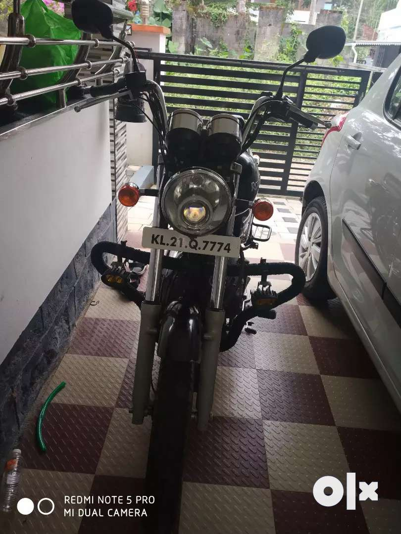 2018 March model Thunderbird at present condition 0