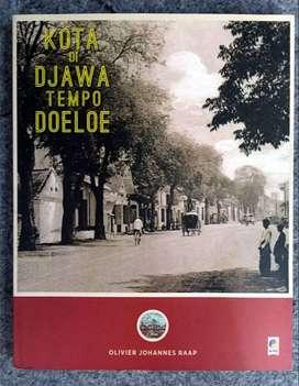 Buku KOTA DI DJAWA TEMPO DOELOE