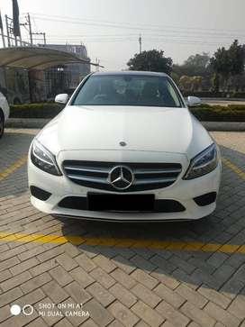 Mercedes-Benz C-Class, 2019, Diesel