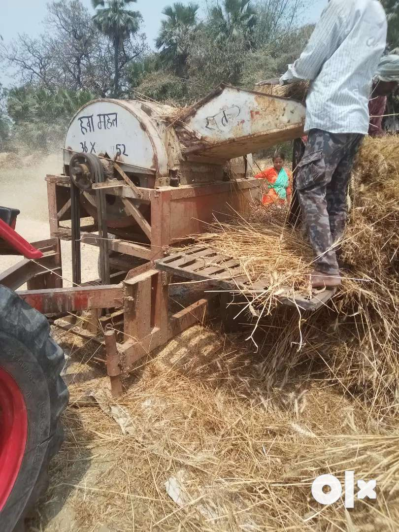 Tractor Thresher