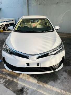 Toyota Corolla Bumpers Brand New Front And Back Painted