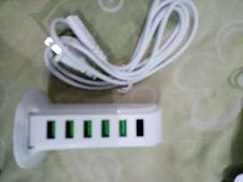 Mobile charging adapter.