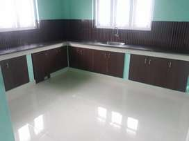 1100sqft 2BHK ground floor apartment for Rent family only