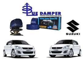 Jaga ketinggian mobil agar tidak gasruk dengan bluedamper