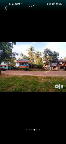 9 cent Plot for sale near NH47 parippally