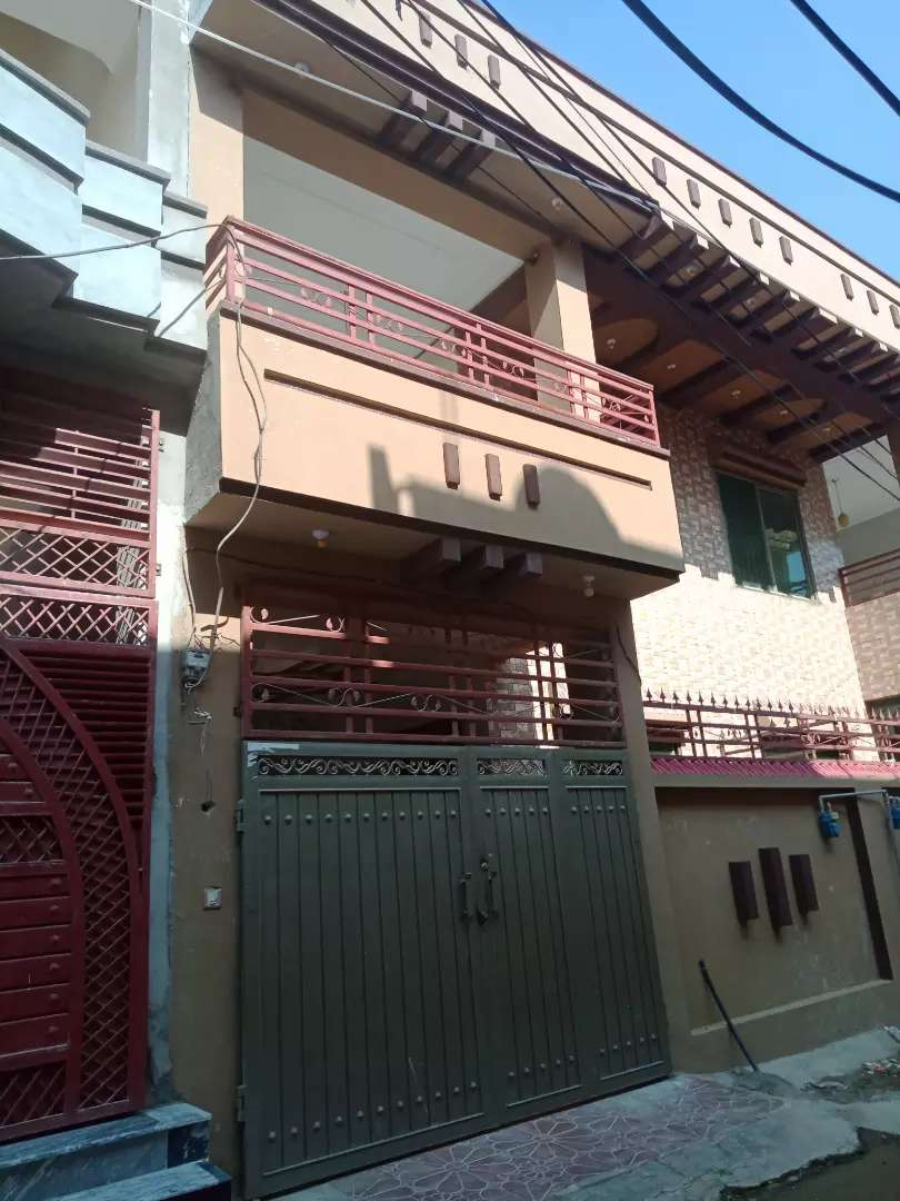 New Luxury House for Rent Lalazar phase-1 wah cantt  final rent 20,000 0