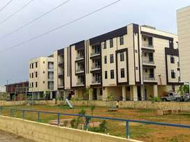 JDA APPROVED 3 BHK FLATS FOR SALE 90% LONEBLE