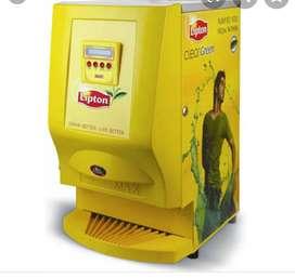 Popcorn machine & coffee machine