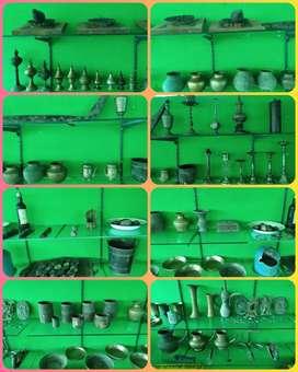 Antique bronze collections lot