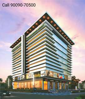 Newly Constructed Office For Sale in Vijay Nagar Indore Call For More