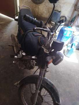 Unique extreme 70 CC just like new