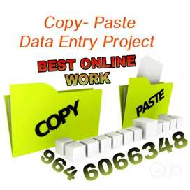 One round interview for backend, data entry, voice non-voice