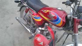 Zxmco ZX70 motor Cycle for sale