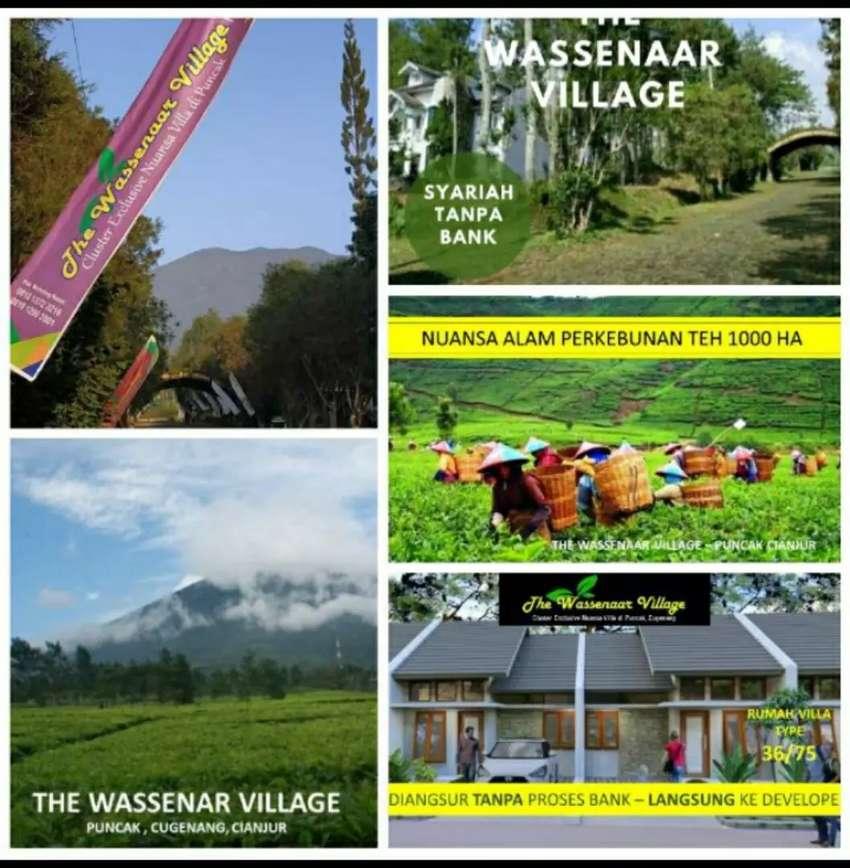 Wassenaar Village Villa Wouw Dinginnya 1035mdpl Cipanas Bogor Puncak 0