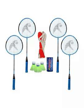 Badminton full set perfect for family and friends.