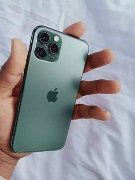 Apple's iPhone 11 Pro 64GB under warranty