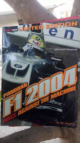 F1 Racing Magazine Limited Edition