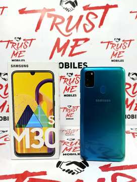 SAMSUNG M30S [4GB + 64GB] [6000MAH BATTERY]