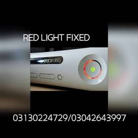 Pc and Xbox Red light resolved available