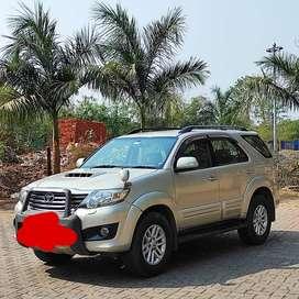 Toyota Fortuner 2011-2016 4x2 Manual, 2012, Diesel