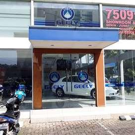 Gedung Kantor Fatmawati ex showroom