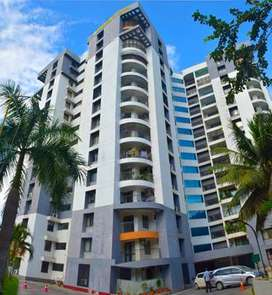 3 BHK flat for rent in Kowdiar