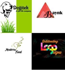 Online Professional  Logo and Banner design