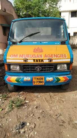 Tata 407 open half body