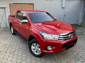 Toyota Hilux Revo Type V Automatic 2018 Bagus