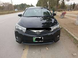 Get toyota corolla 2016 on easy installment from Mian Group of impex
