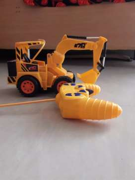 JCB chargeable only at 700 toy
